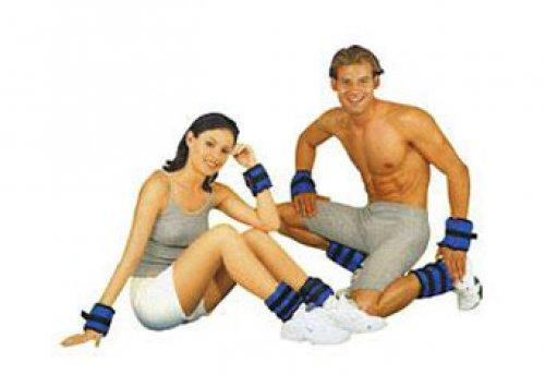 Утяжелители бывают на ноги, руки, в виде пояса и жилета. Из разделаЗ