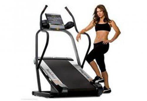 Бег на беговой дорожке для похудения.