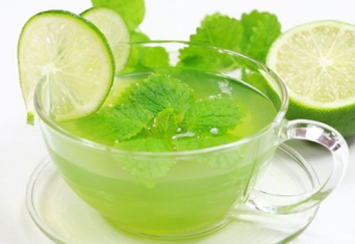 чай с мятой для похудения отзывы