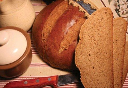 Пшенично-ржаной хлеб по-домашнему рецепт