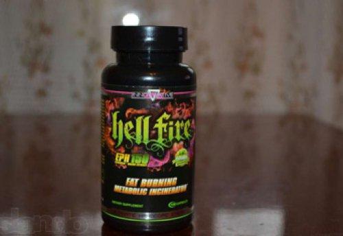 Как сделать hellfire oil