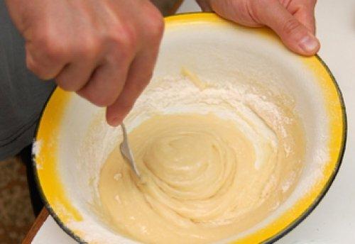 Как сделать пирог если нет муки