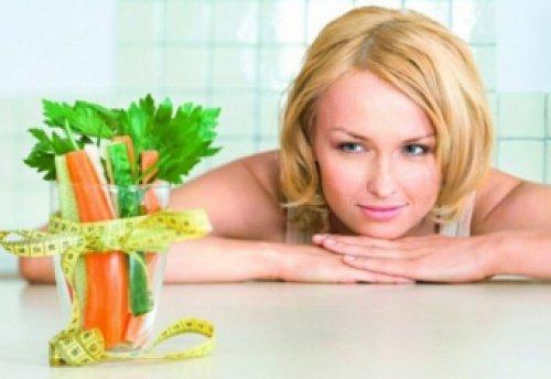 Как сбросить лишний вес после праздников