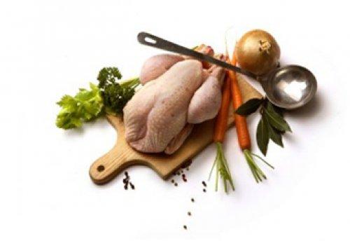 Куриный бульон рецепт диетический