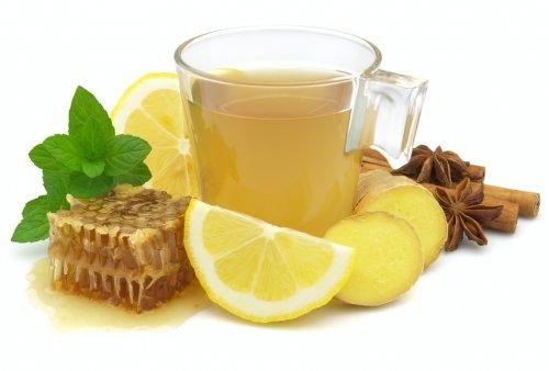 как делать чай с имбирем для похудения