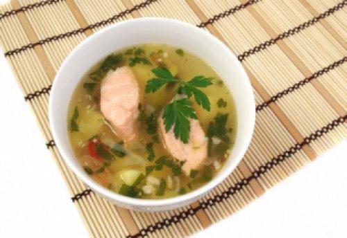 как варить рыбный суп