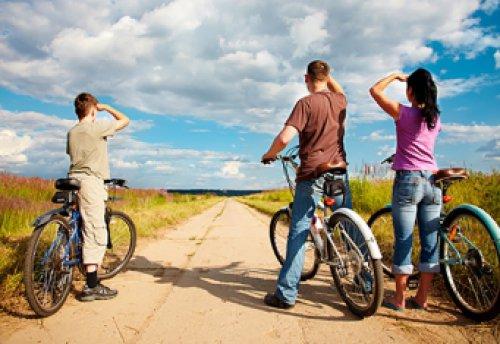 Езда на велосипеде: расход калорий за один час