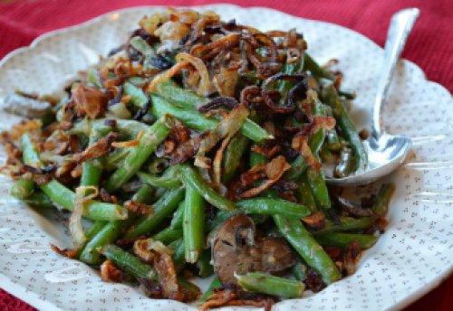 Блюда из стручковой фасоли рецепты с фото